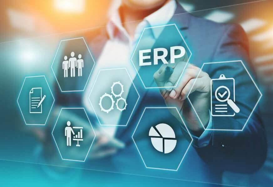 India's Best ERP Software – M Suite